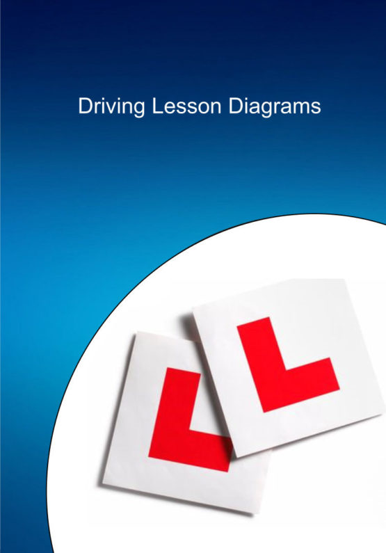 driving lesson diagrams